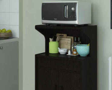 Types of microwave carts.