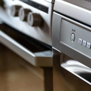 Types of ovens.