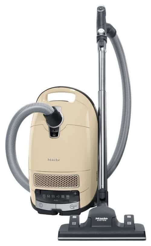 Vacuum cleaner good for upholstery.
