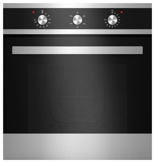 Wall mounted oven.
