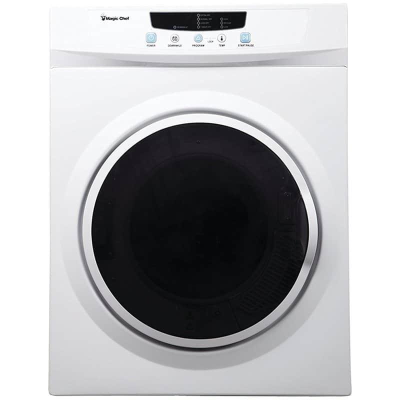Damp alert clothes dryer