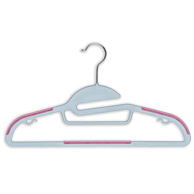 Dry/wet clothes hanger
