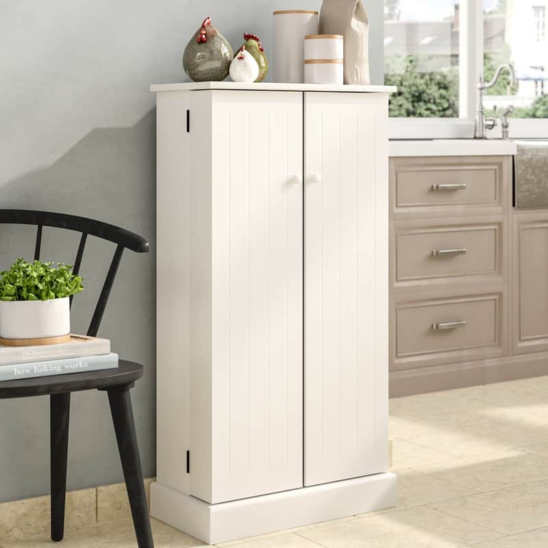 Moveable kitchen pantry