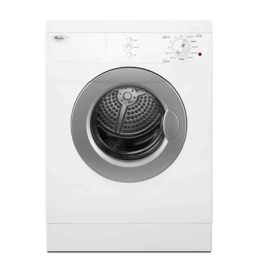 Side open clothes dryer