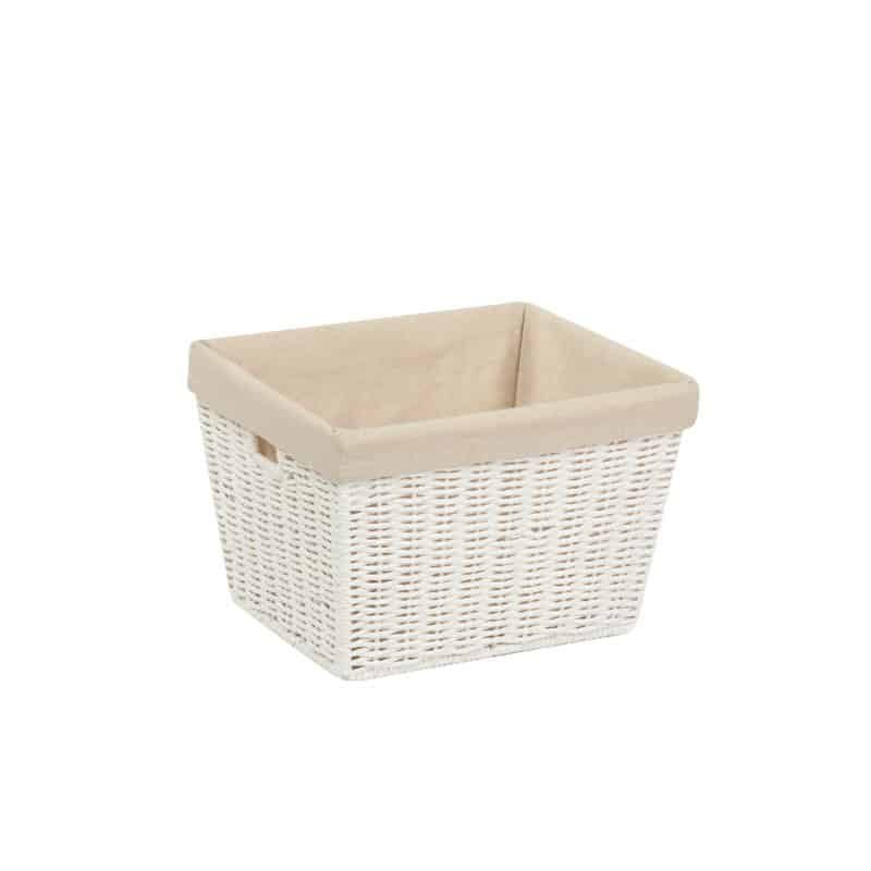 Stackable storage basket