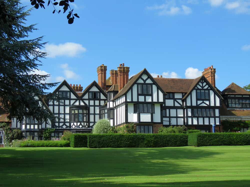 30 Tudor Style Homes & Mansions (Historic and Contemporary