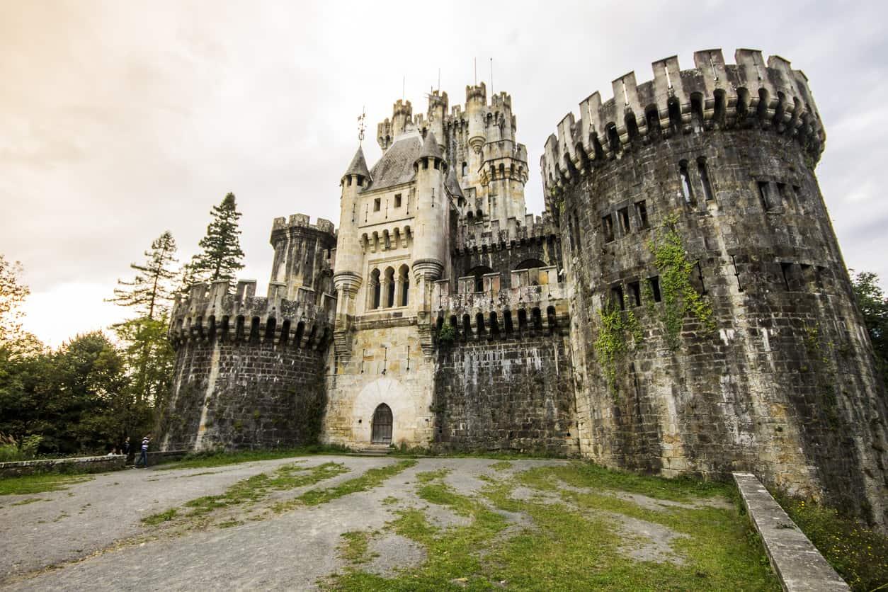 Butron Castle, Spain