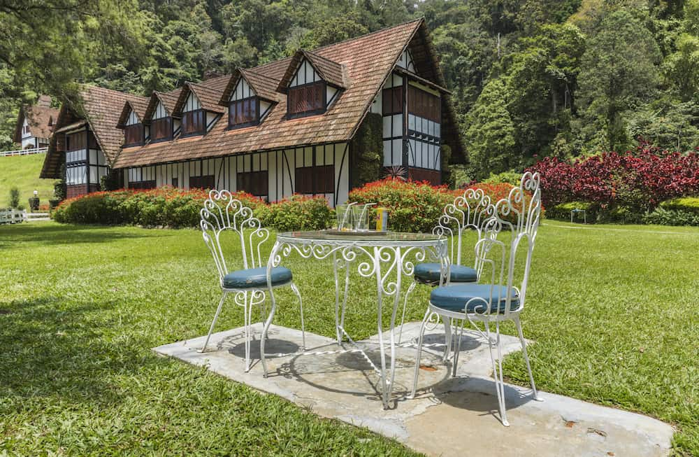 Cameron Highlands, Malaysia - The Lake House