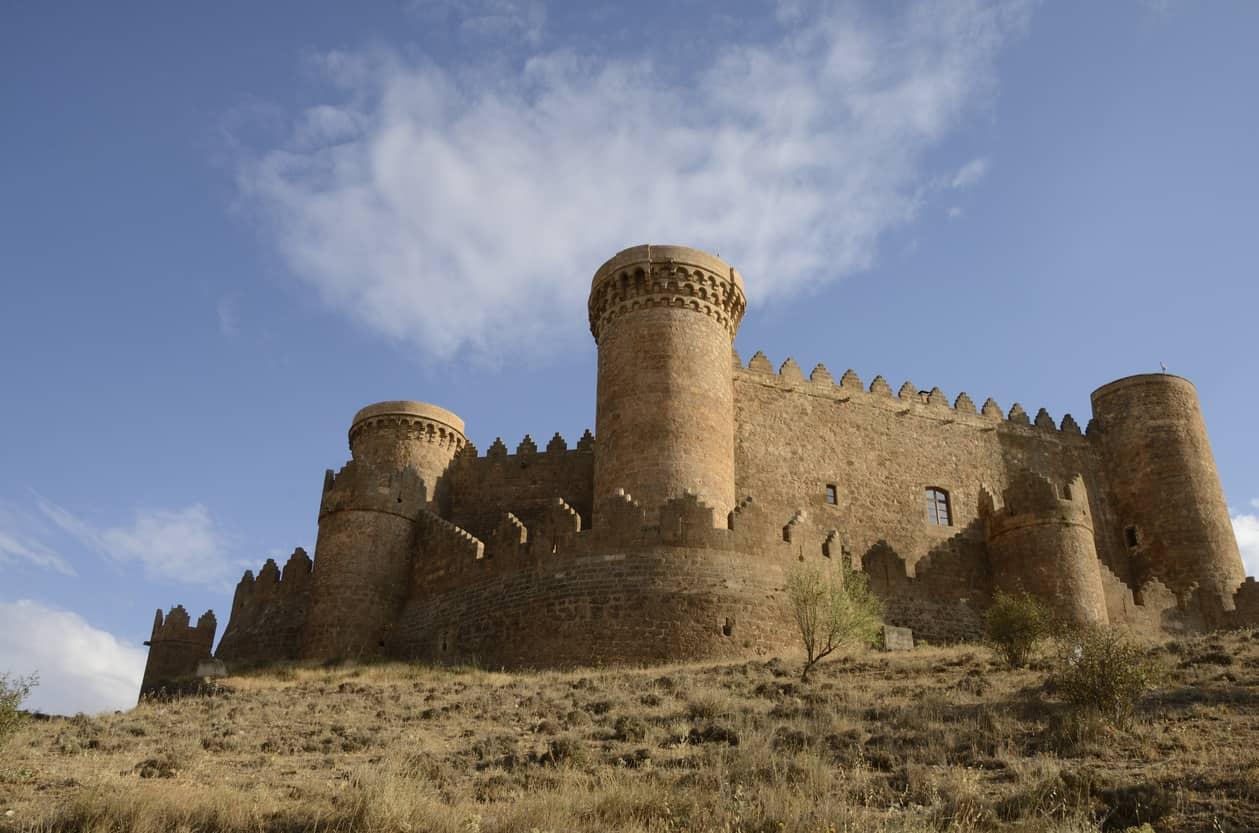 Castle in Belmonte