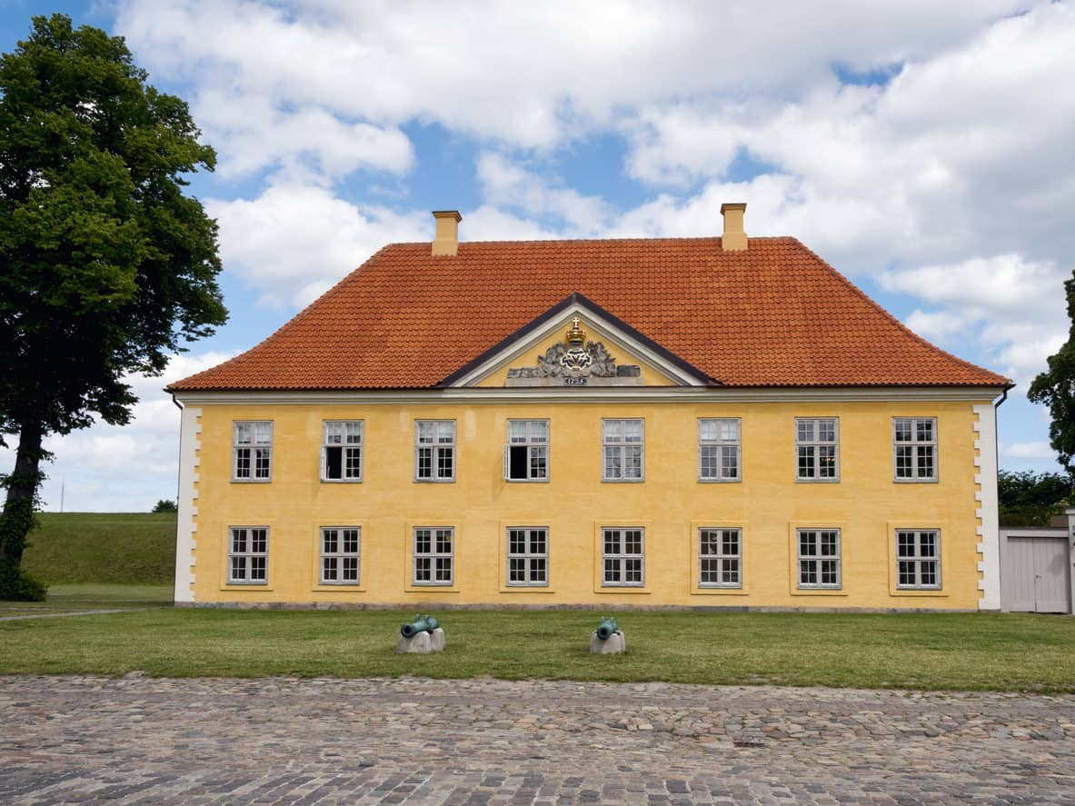 The Commander's House