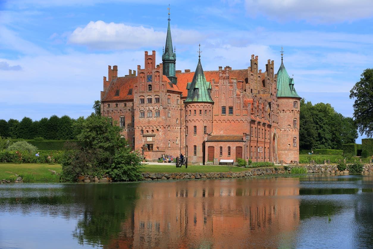 Egeskov Slot Castle