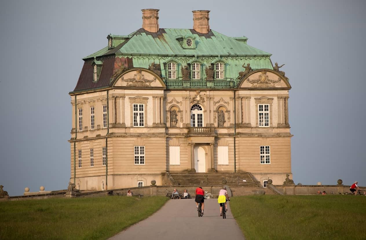 Eremitage Castle