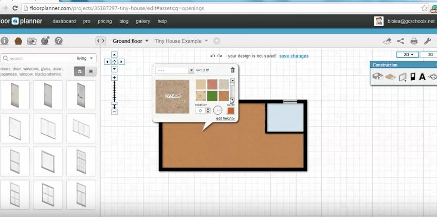 Floorplanner Floor