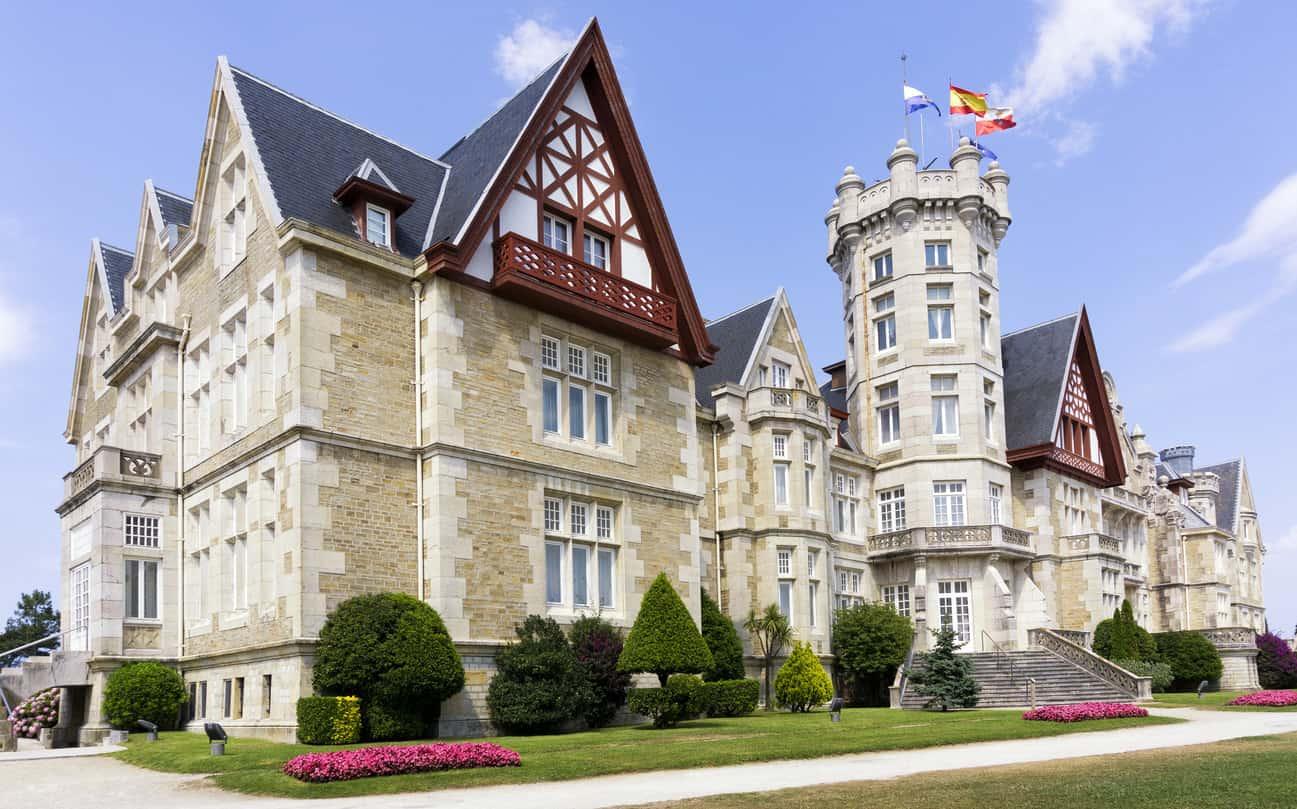 La Magdalena palace