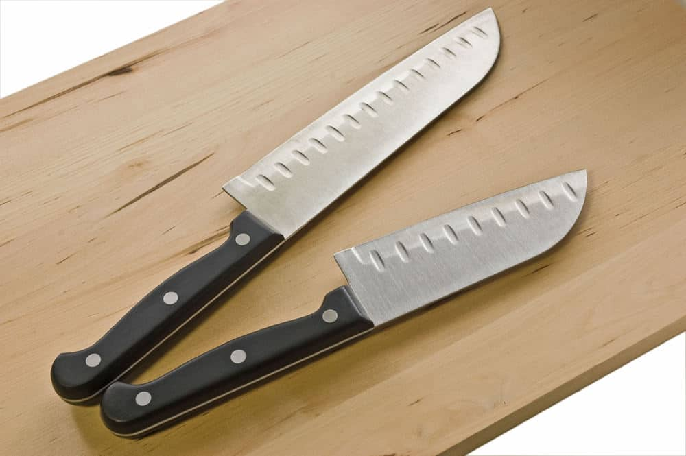 24 Different Types Of Kitchen Knives