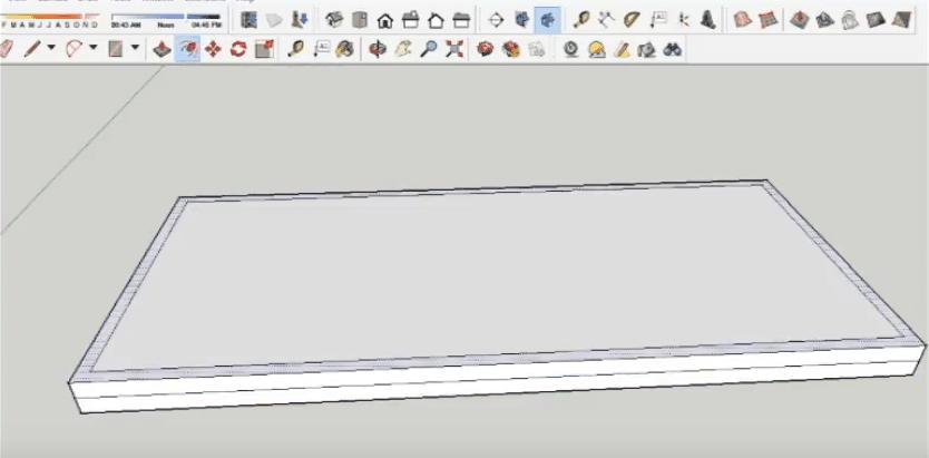 SketchUp Step 2
