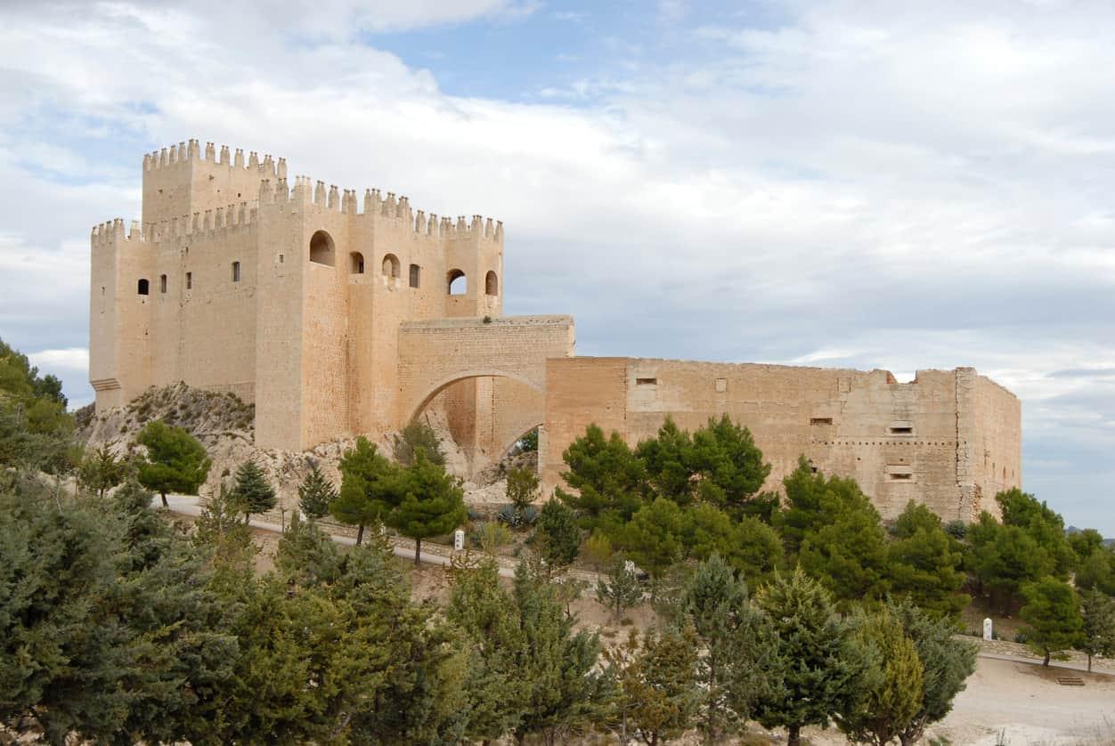 Velez Blanco Renaissance Castle