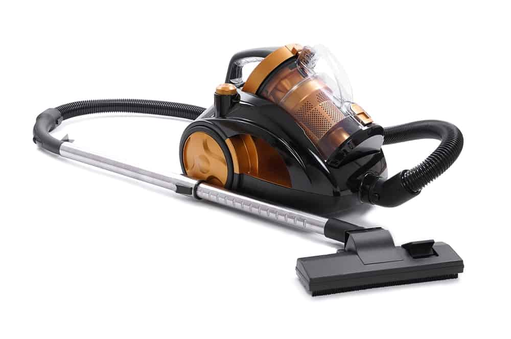 Bagless cyclone vacuum cleaner