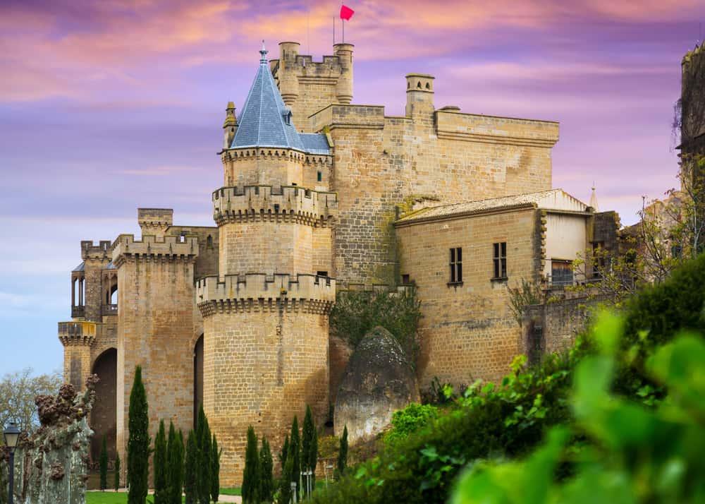 castle of Olite