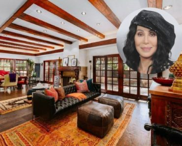 Cher lists her Beverly Hills home for $2.499M.