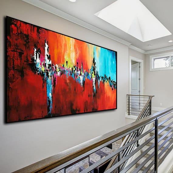 Modern/abstract wall art