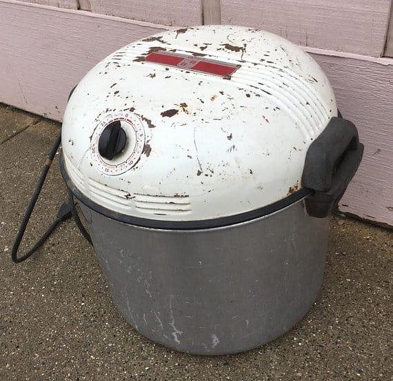 Tabletop washing machine