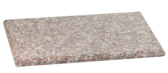A durable and elegant-looking granite chopping board.
