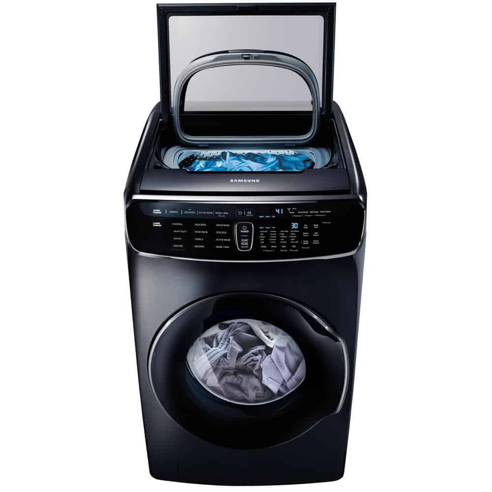 High efficiency washing machine