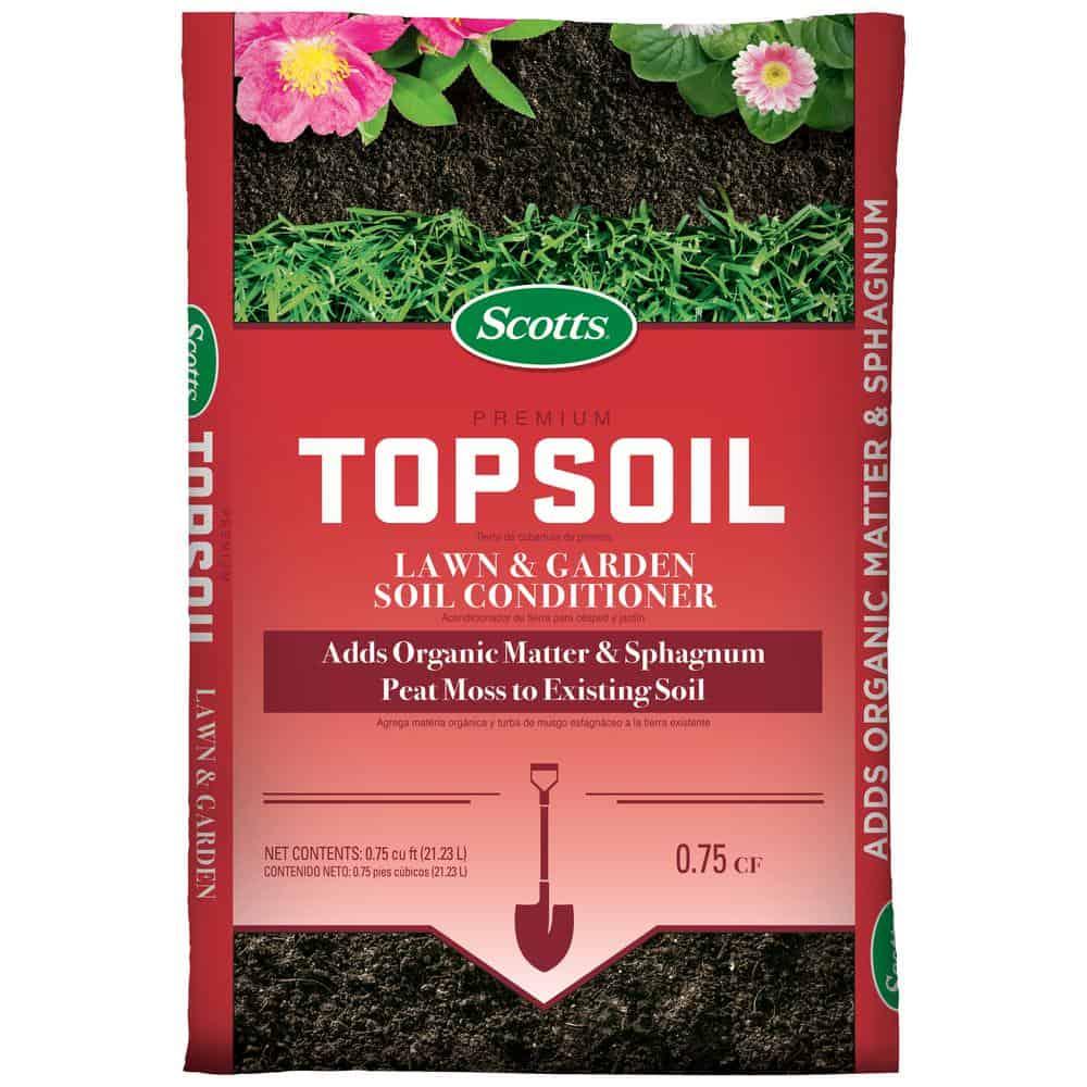 High grade top soil