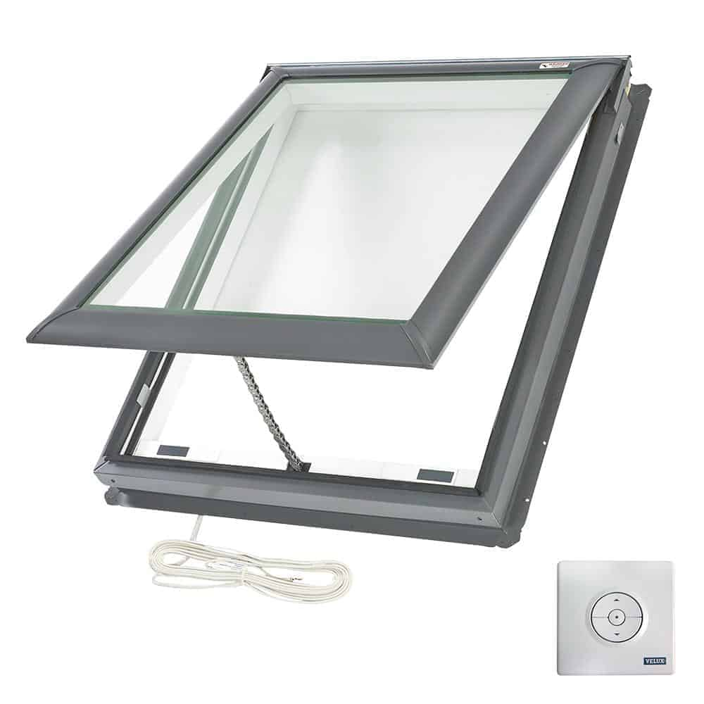 Insect screen skylight