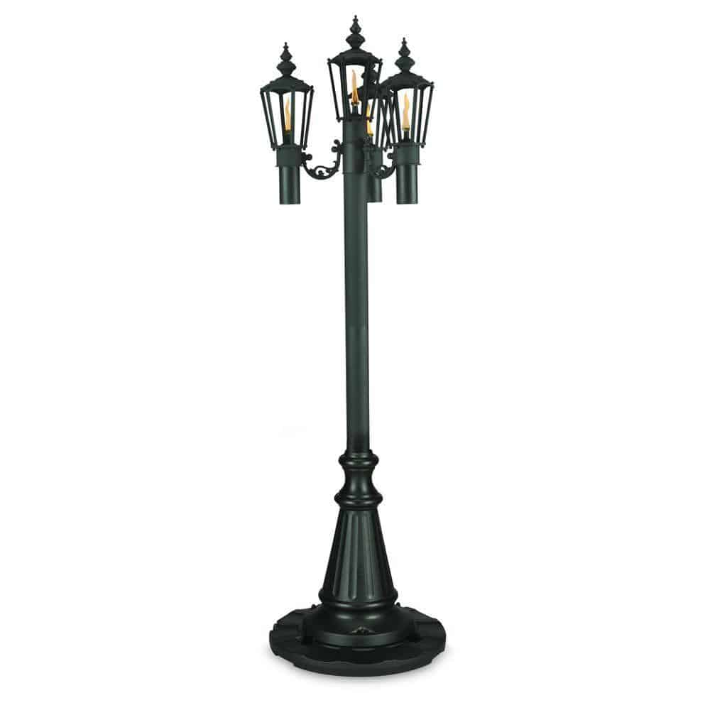 Lantern patio torch