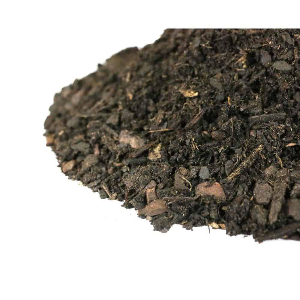 Low-grade top soil