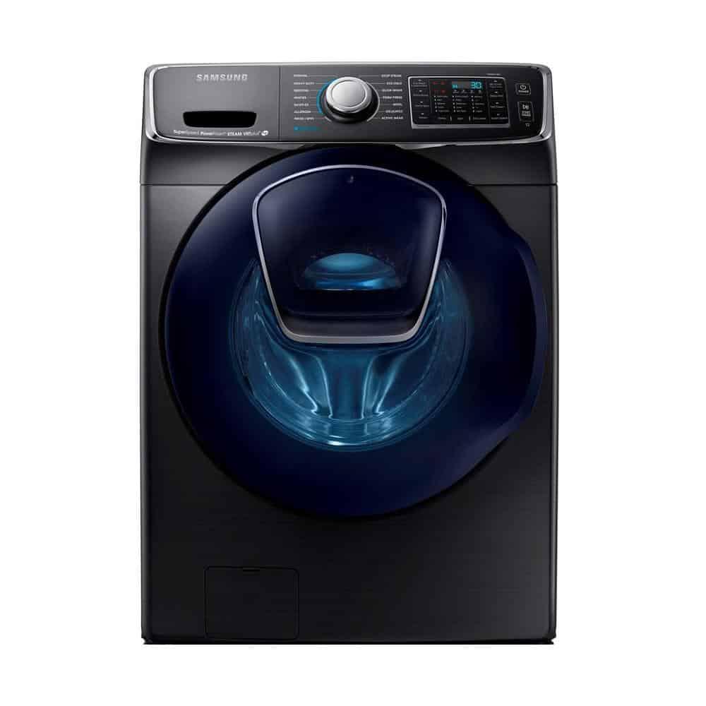 Stackable washing machine