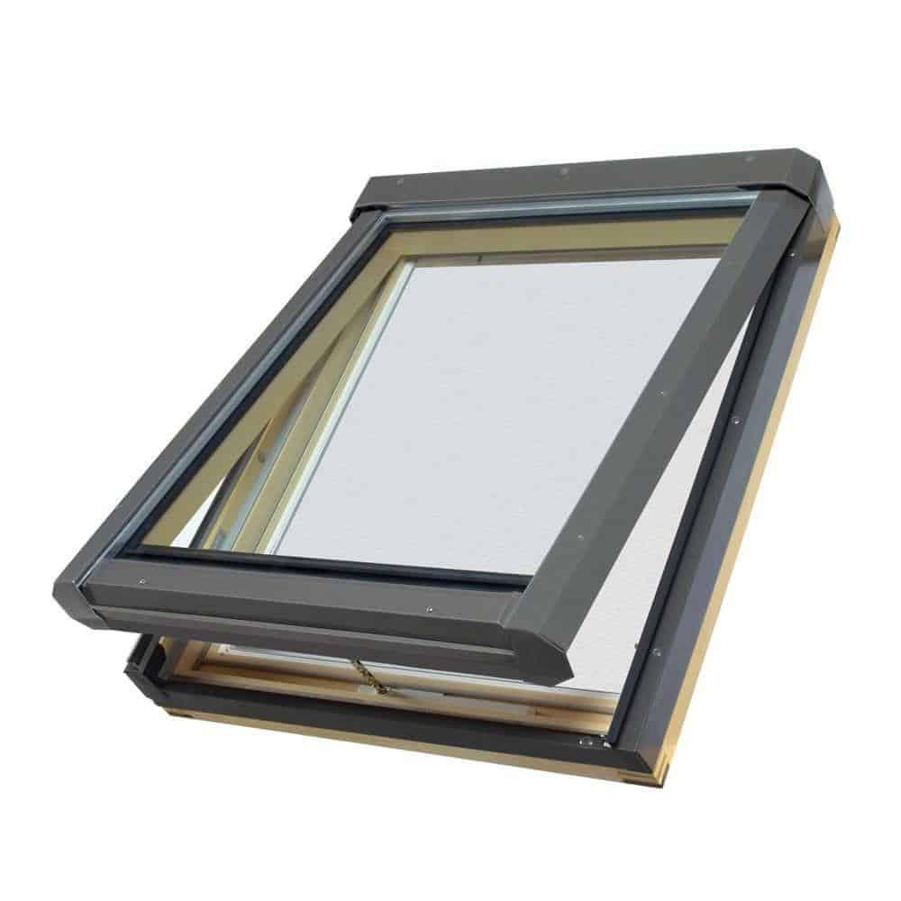 Tilt window skylight