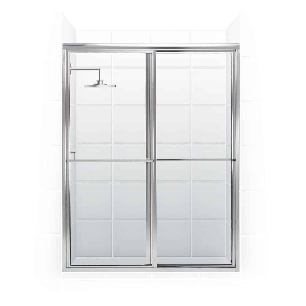Towel bar door