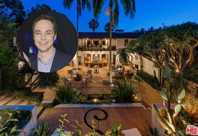 Jim Parsons' lists his Los Feliz home for $9 million.