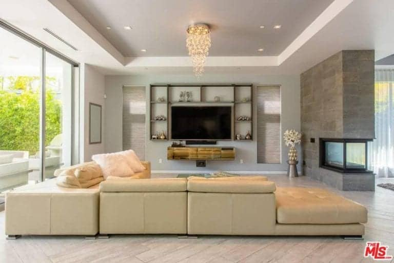 201 Family Room Design Ideas for 2018