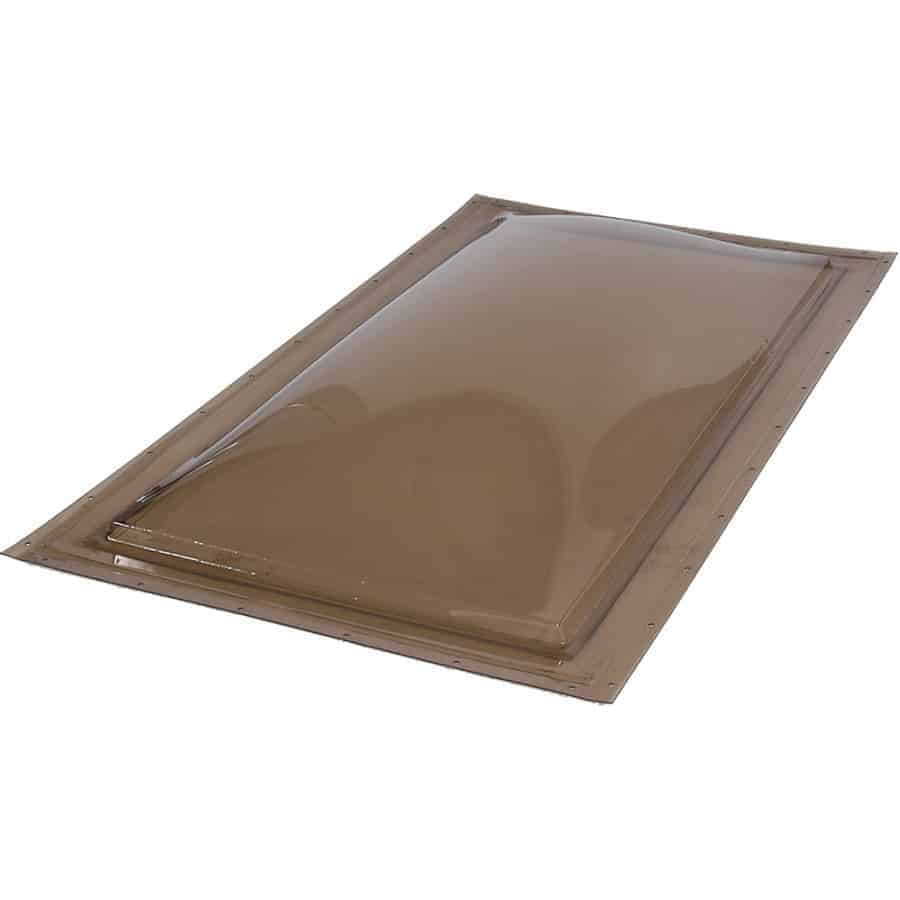 Impact-glazing skylights