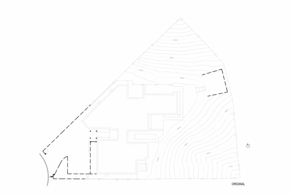 Another design of the property's architecture plan. Photo Credit: Gerhard Heusch