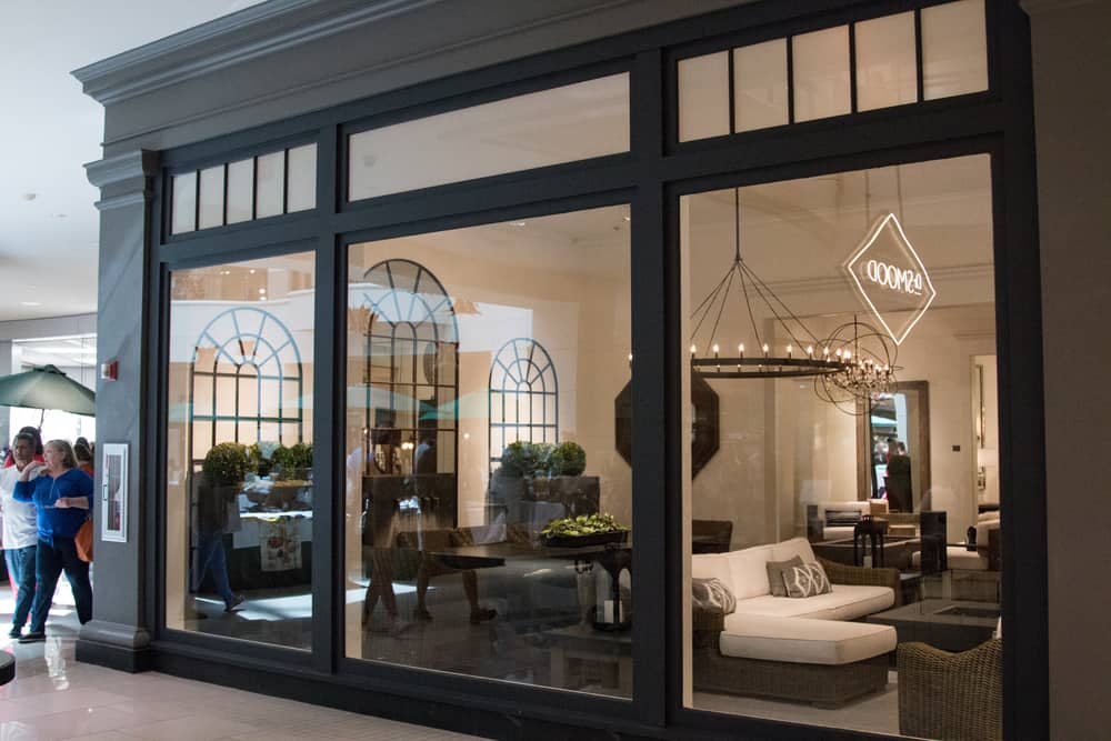 Restoration Hardware store in Miami, Fl.