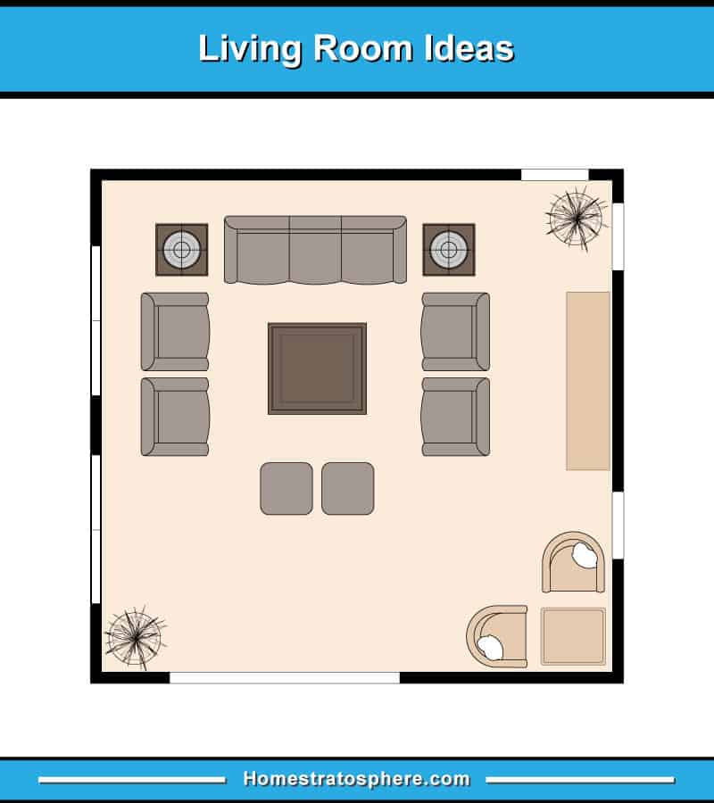 Groovy 13 Living Room Furniture Layout Examples Floor Plan Gmtry Best Dining Table And Chair Ideas Images Gmtryco