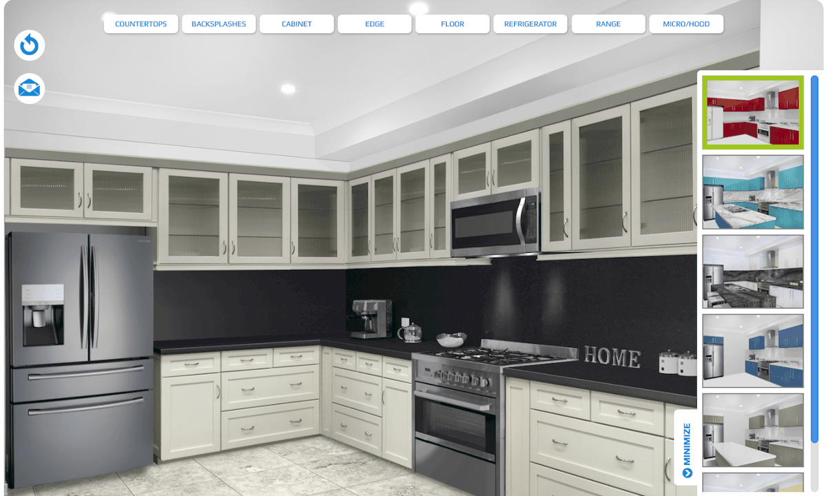 24 Best Online Kitchen Design Software Options In 2019 Free Paid