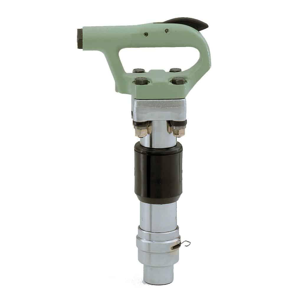 Air-powered hammer