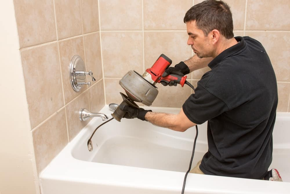 Augers are used for removing hair and other gunk from your drains very easily.