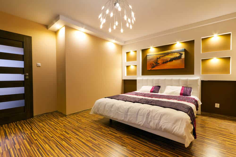 21 different types of bedroom lighting ideas - Bedroom Lighting