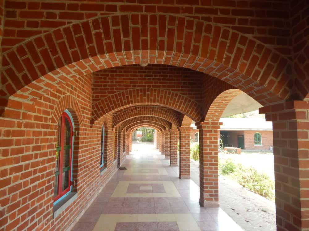 Brick Arch