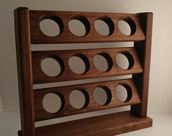 Display rack for K-cup storage