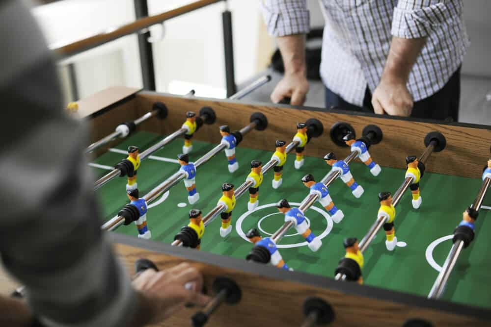 21 Different Types Of Foosball Tables