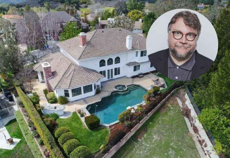 Guillermo del Toro sells his Agoura Hills Home for $2.1 million.