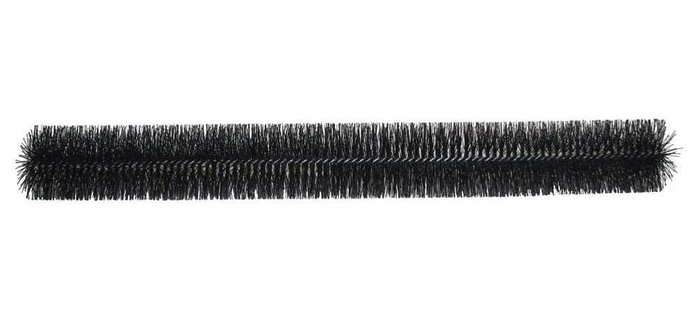 Gutter cleaning brush